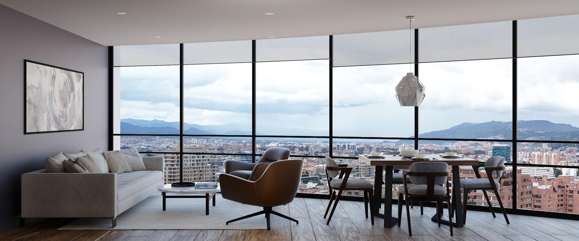 El Chicó, atractivo en inversión de valorización