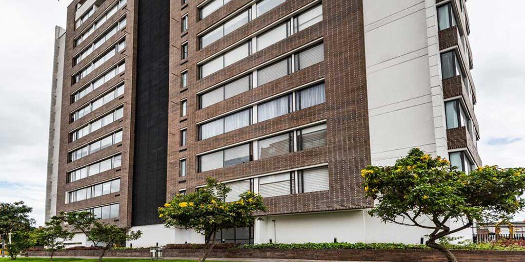 Moncalieri. Apartamentos en Salitre, Bogotá.