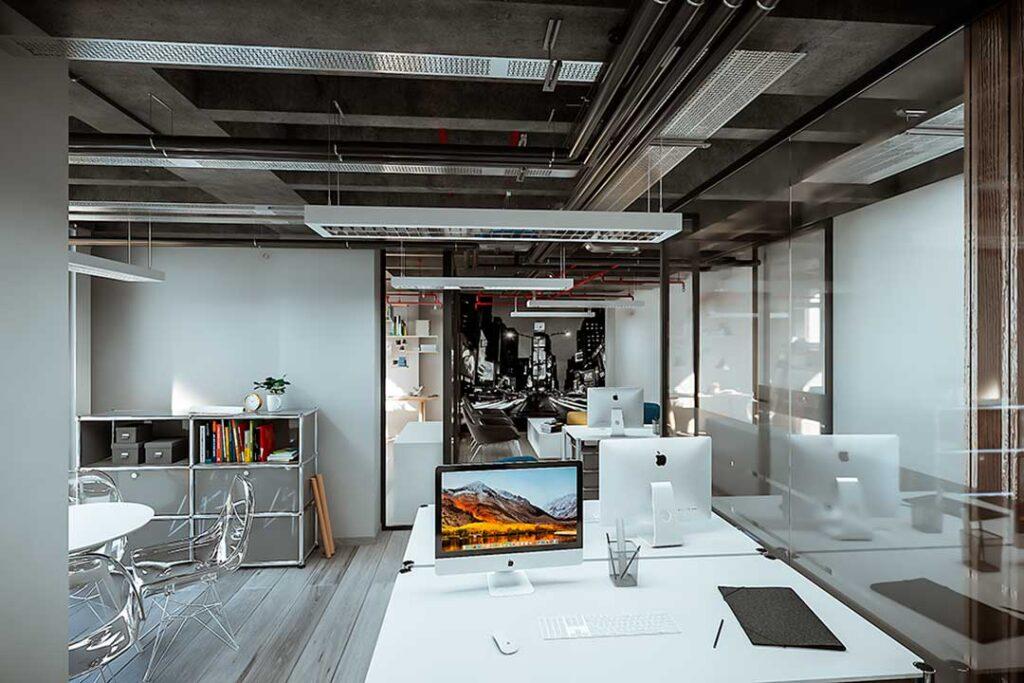 Oficina interna en ON/OF OFFICES